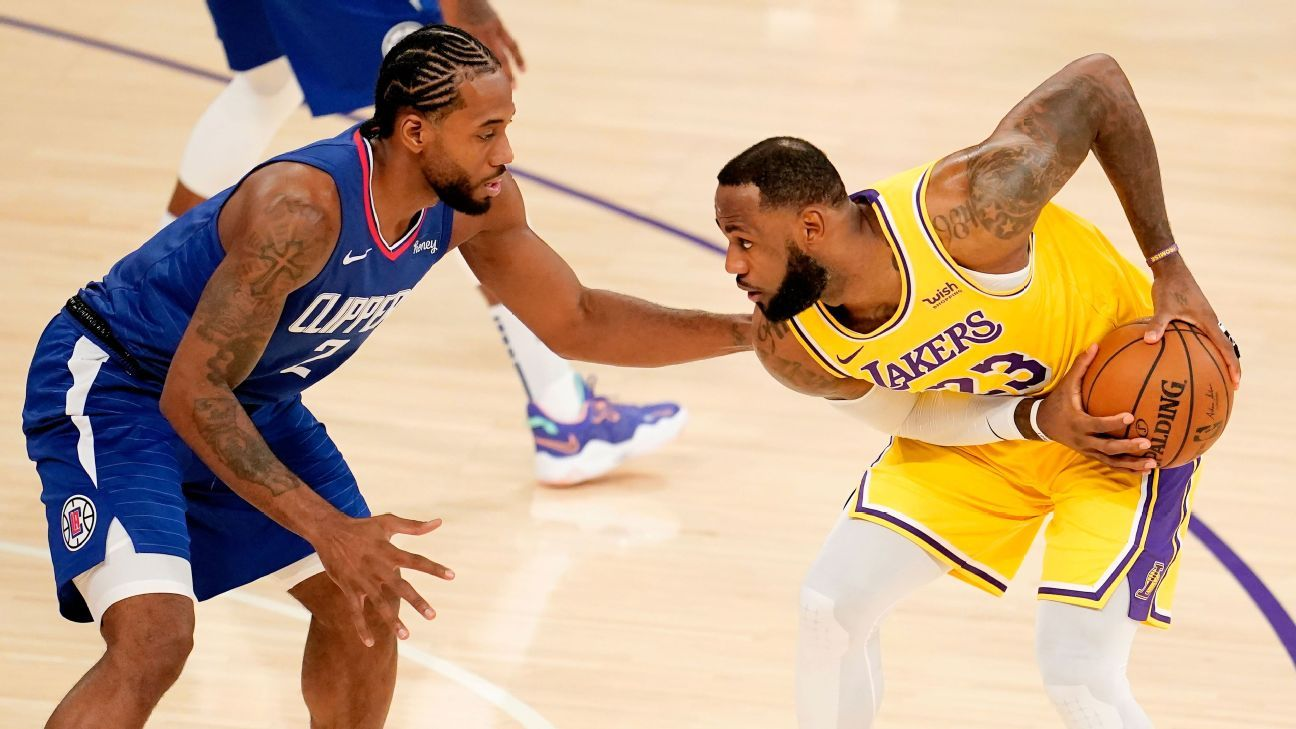 NBA Opening Night - Our Experts' First Reactions to Lockers, Clippers, Warriors and Kevin Durant
