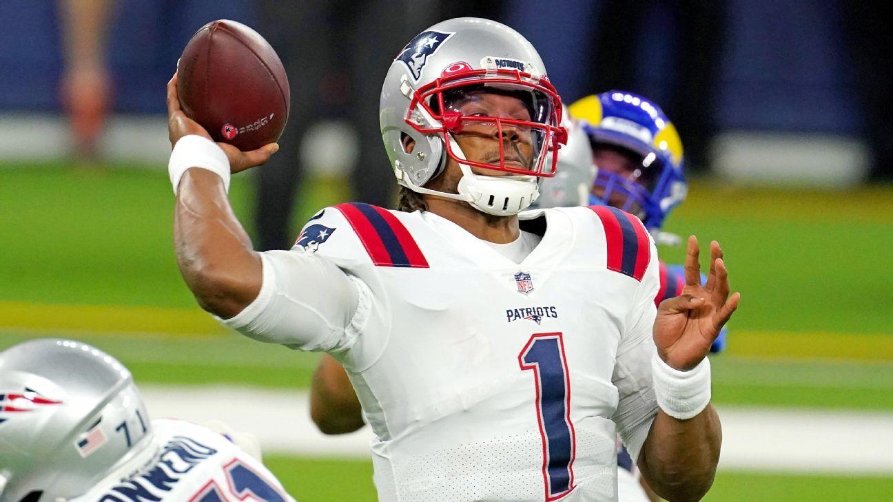 New England Patriots Bill Belichick says Cam Newton will start quarterback