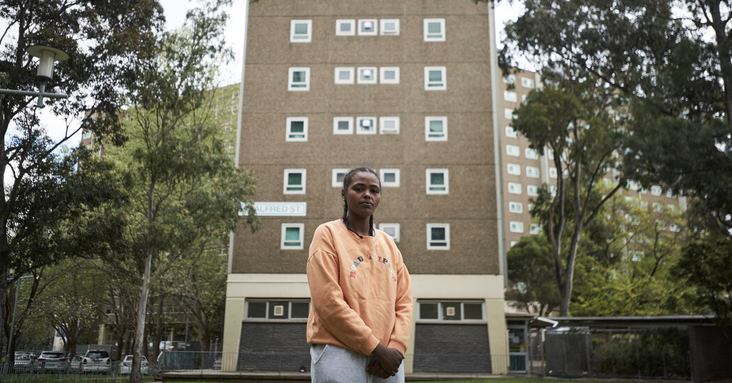'Nightmare' Australia Home Locking is called a human rights violation