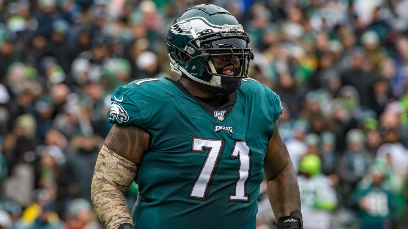 Philadelphia Eagles O.L.  Jason Peters will have to have foot surgery and miss the rest of the season
