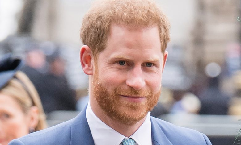 Prince Harry has been mistaken for a Christmas tree salesman