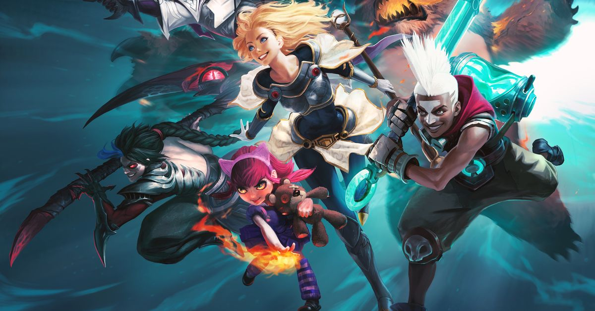 Riot Game forms a League of Legends MMO