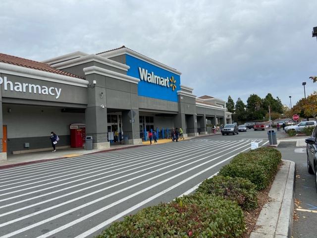 Sula Vista Walmart Super Center temporarily closed for health amid Corona virus infection - NBC7 San Diego