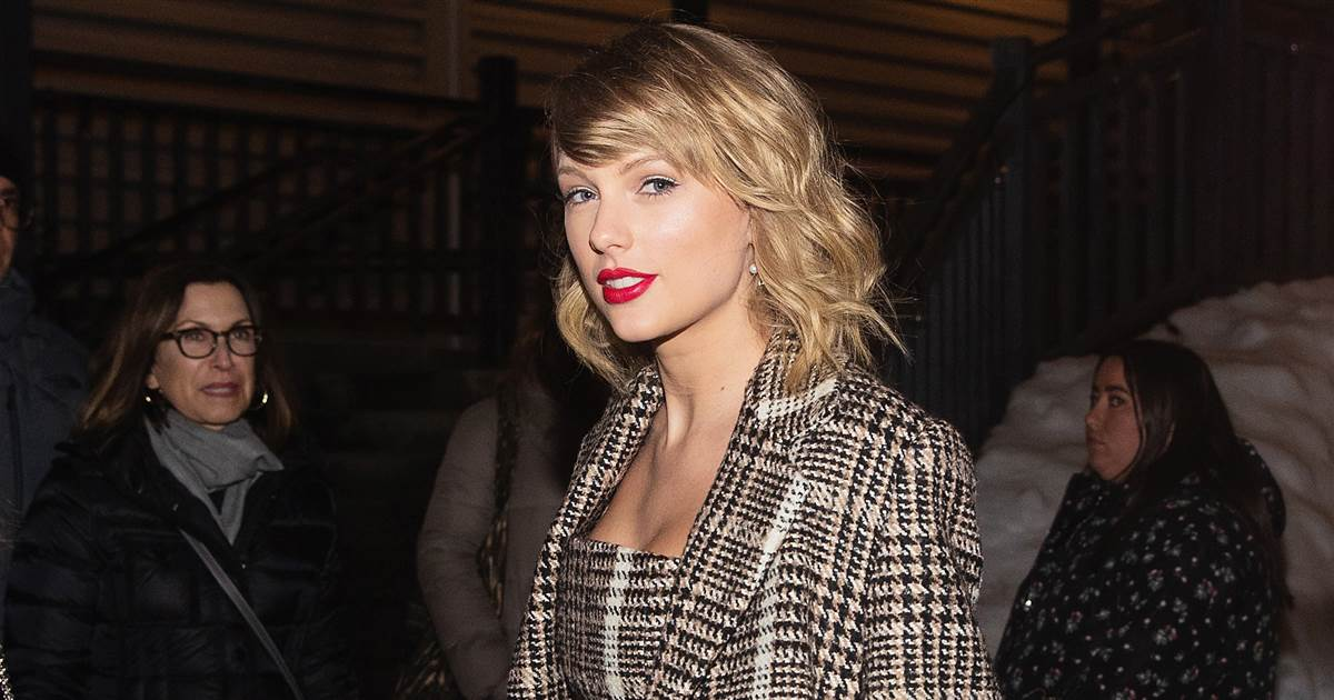 Taylor Swift donates 000 13,000 to 2 moms on the brink of evacuation amid epidemics