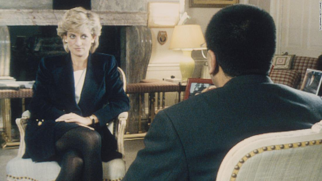 The BBC reopens the 1995 Princess Diana interview.  'It can't come at a bad time'