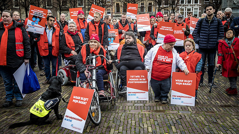 `` The law on participation needs a social overhaul, '' says alderman of Utrecht: the woman who had to repay 7,000 euros is not the only one