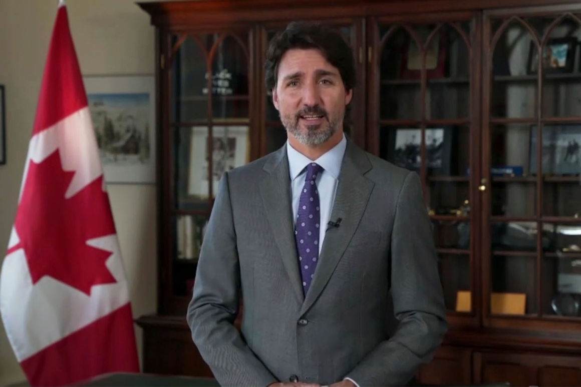 Trudeau's digital line makes Canada's muscles flex with Trump on the way out