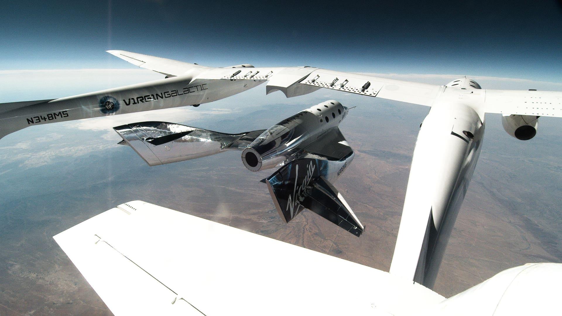Virgin Galactic stops space travel effort in New Mexico