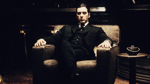 The crime film Genius The Godfather, Part II can be seen on Spike on Friday January 8th