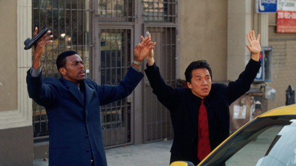 Exciting action comedy Rush Hour can be seen on Tuesday on Veronica