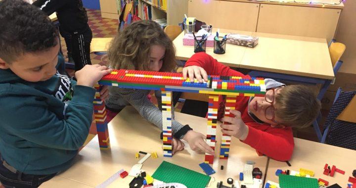 Lagereschoolkinderen maken kennis met wetenschap en techniek