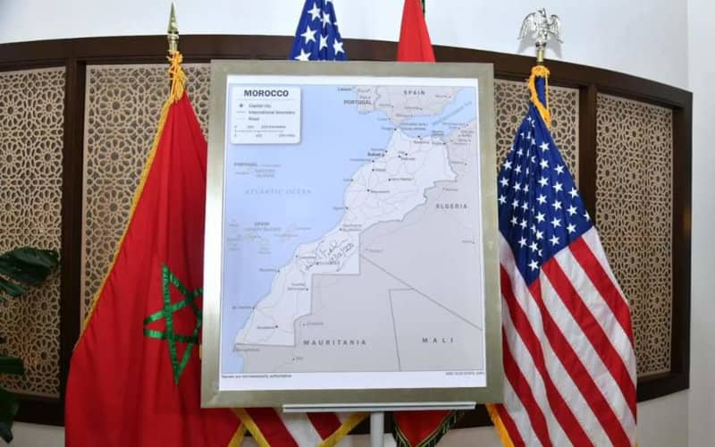 The United States wants to review the standardization agreement between Morocco and Israel