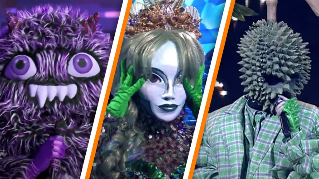 4 bizarre revelations of The Masked Singer to the world