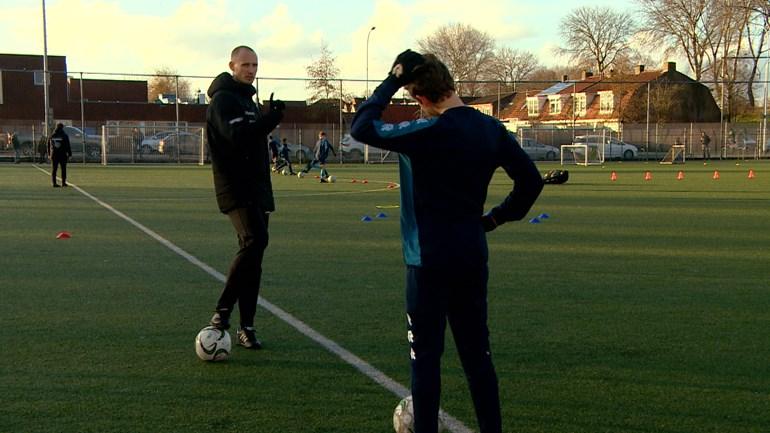 A new adventure with ambitions: Head coach Gert-Jan van Leiden at FC Dauwendaele