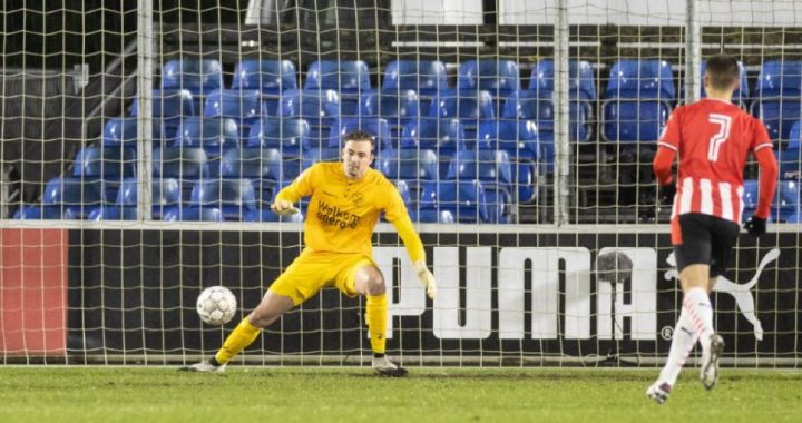 Almere succeeds Willem II's keeper: 'happy from this point of view'