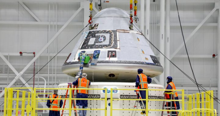 Boeing Starliner unmanned test flight will only take place in March