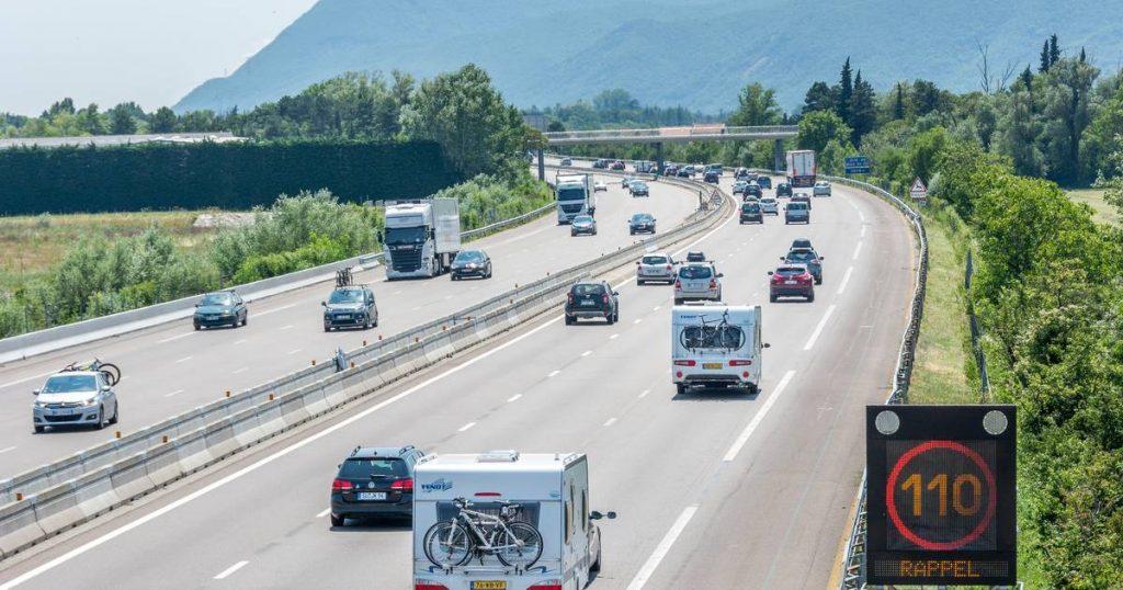 British break free for speeding in Europe |  Car
