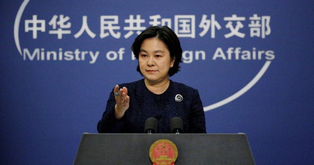 China announces US sanctions on Hong Kong and Taiwan |  Abroad