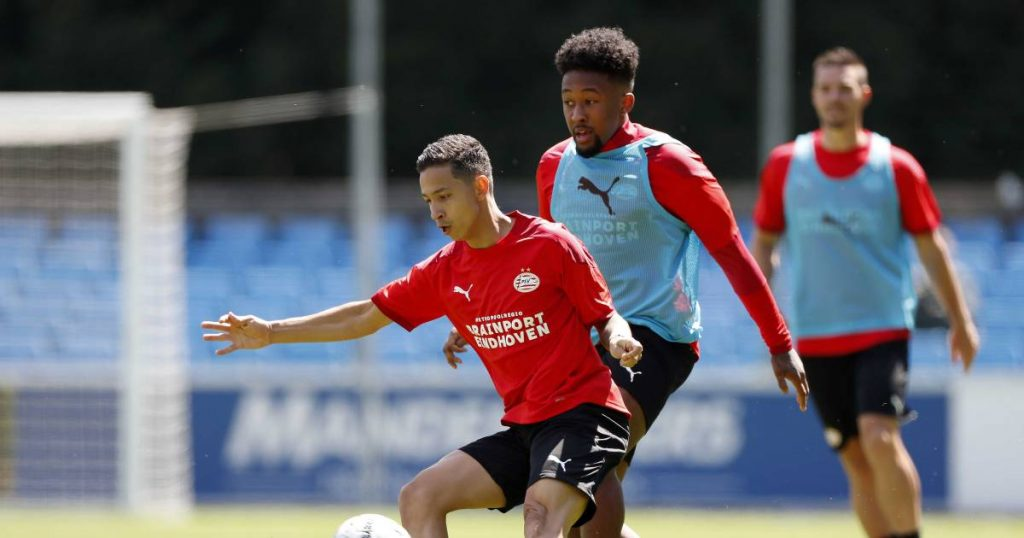 "Chris Gloster wants to prove himself: ""In the United States, PSV is considered a big club"" 