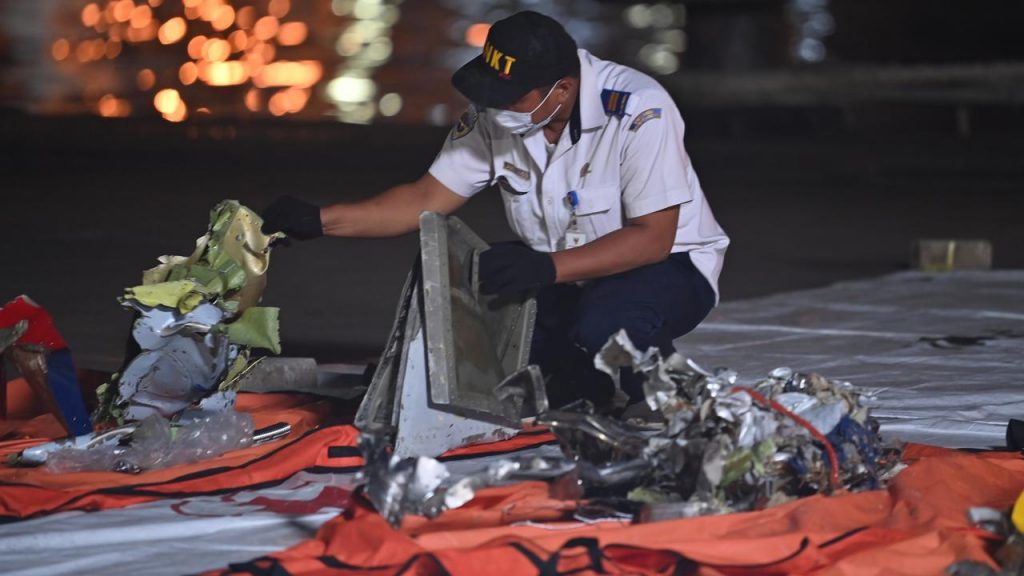 Device to find crashed black box in damaged plane Indonesia |  NOW