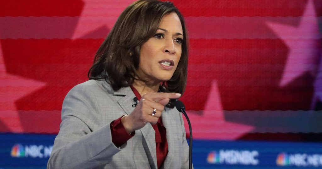 "Fuss about Vogue cover Kamala Harris: ""No consultation with vice president"" 