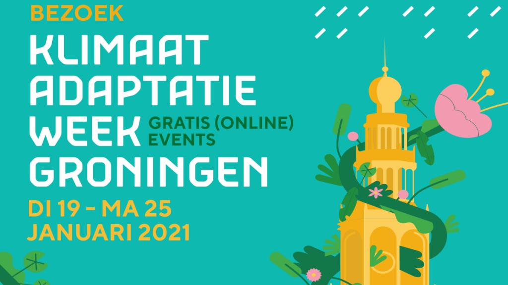 Groningen hosts online festival on climate adaptation