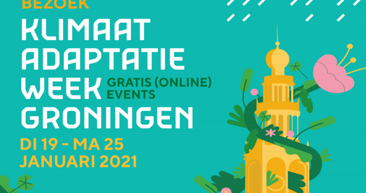 Groningen hosts online festival on climate adaptation