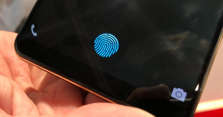 """IPhone 13 gets an under-screen fingerprint scanner"" 