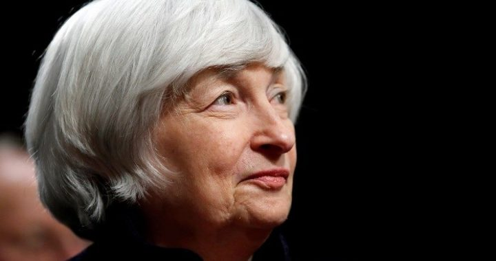 Janet Yellen becomes the first female Secretary of the US Treasury
