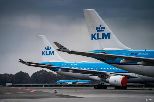 KLM still operates long-haul flights - Ditjes & Datjes