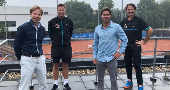 KNLTB Brings Back Tennis Coach Peter Lucassen de Vught from the United States |  Regional sports