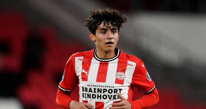 Ledezma (PSV), Llanez (Heerenveen) and Soto (Telstar) in the very young selection United States |  Foreign football