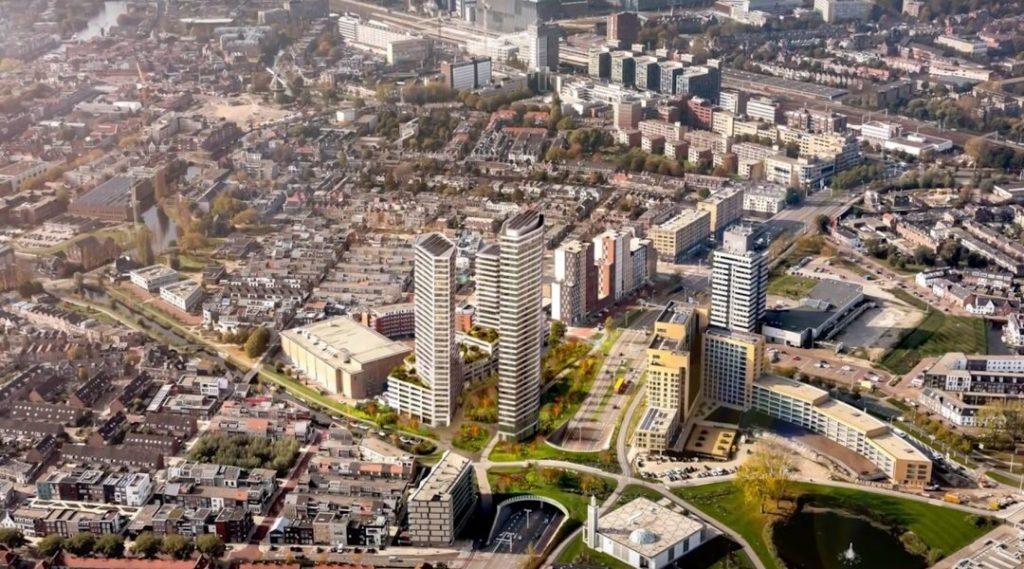 Leidenaar has a say in the city's high-rise buildings