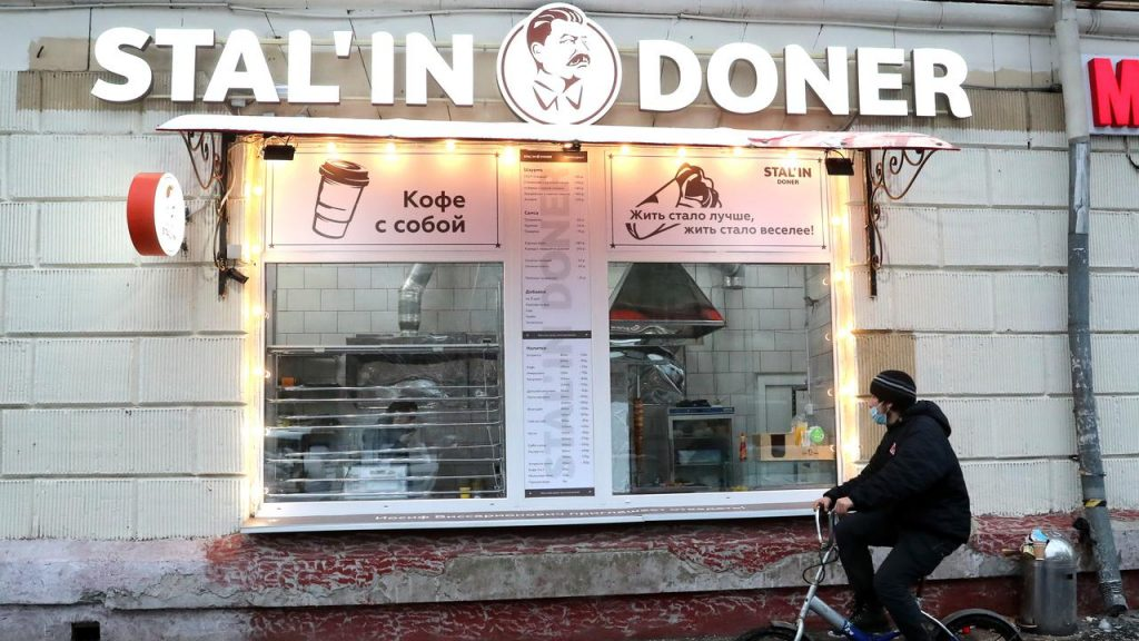 """Moscow restaurant closed for """"insipid Stalin accents"""" 