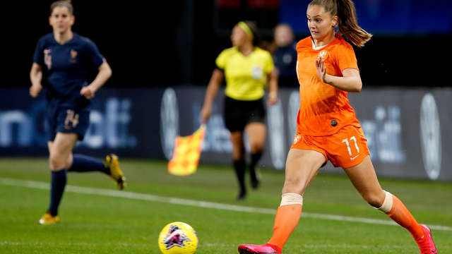 Netherlands and neighboring countries want women's football in the World Cup |  1Limburg