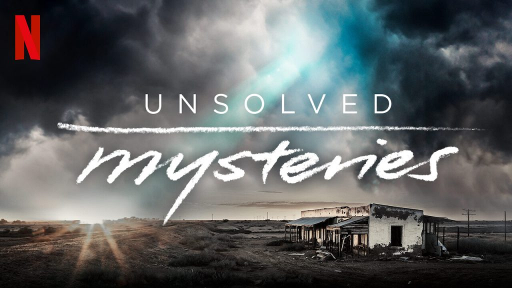 New to Netflix: More Mysteries in 'Unsolved Mysteries' Season 2