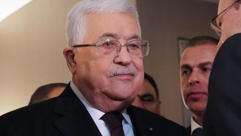 Palestinians allowed to vote again for the first time in 15 years |  NOW