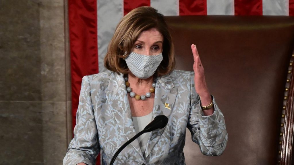 Pelosi narrowly reelected as President of the US House of Representatives |  NOW