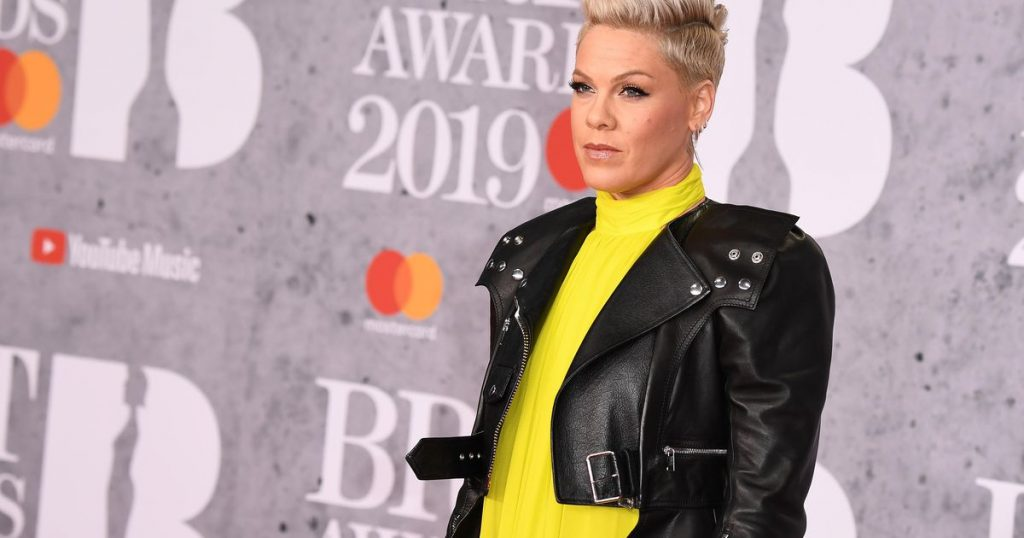 Pink prays for the future of the United States |  Entertainment