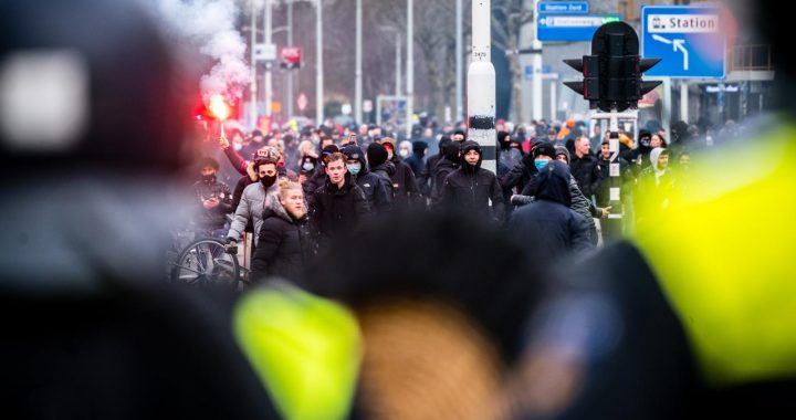 Police consider ME aid from Germany and Belgium in further riots |  NOW
