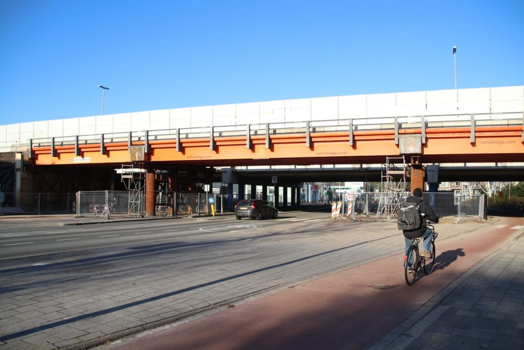 Quick solution proposed for noise nuisance Paterswoldseweg viaduct