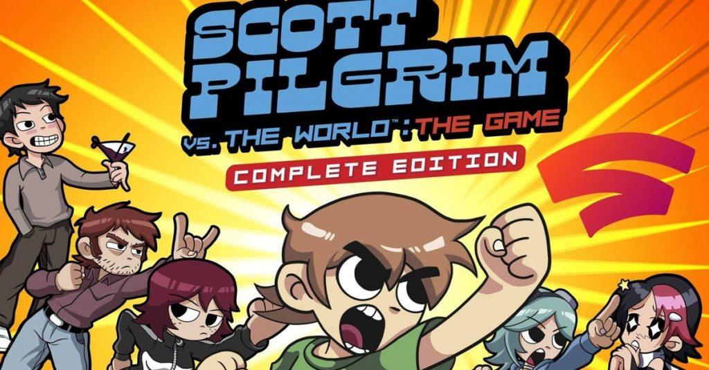 Scott Pilgrim vs. the World trailer launched