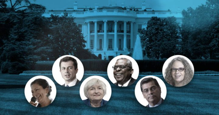 The American cabinet under Joe Biden: a more diverse team than ever