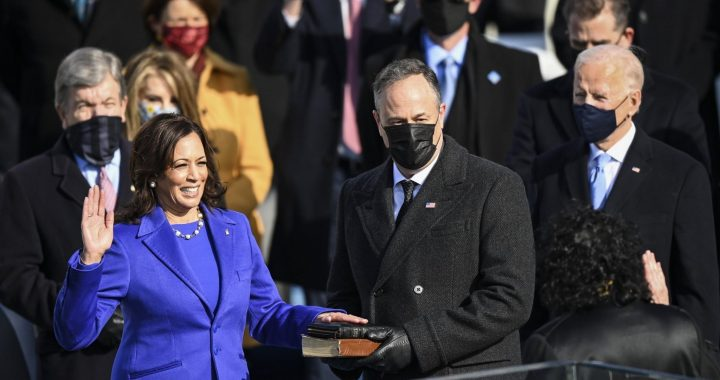 The Powerful Message Behind Kamala Harris' Inaugural Look