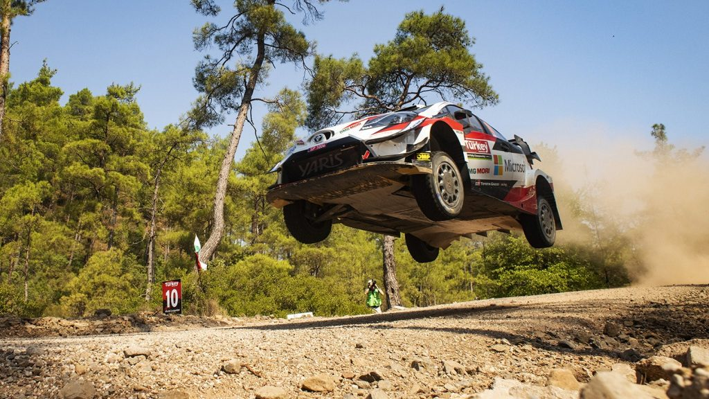 The World Rally Championship returns to Japan, Kenya and New Zealand in 2020