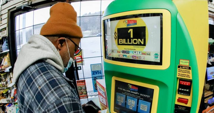 Third highest jackpot ever recorded in the United States: $ 1 billion for a lucky Michigan |  Abroad
