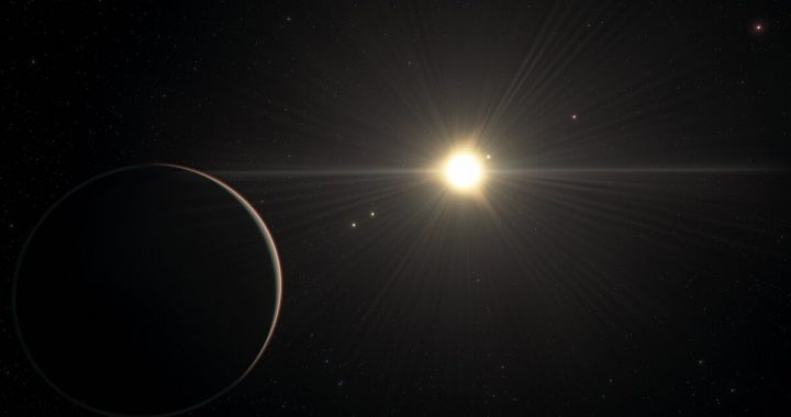 This planetary system has one of the longest resonant chains researchers have ever seen