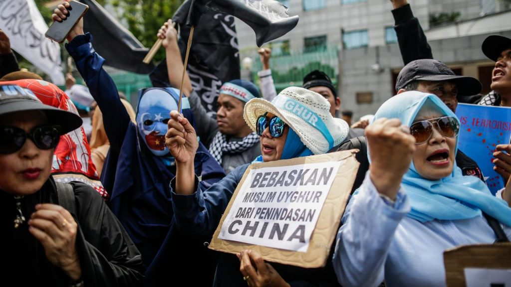 Twitter blocks Chinese Embassy in US account after tweet about Uyghurs |  NOW