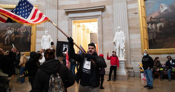 US prosecutors: members of the far-right militia behind the assault on the Capitol |  NOW