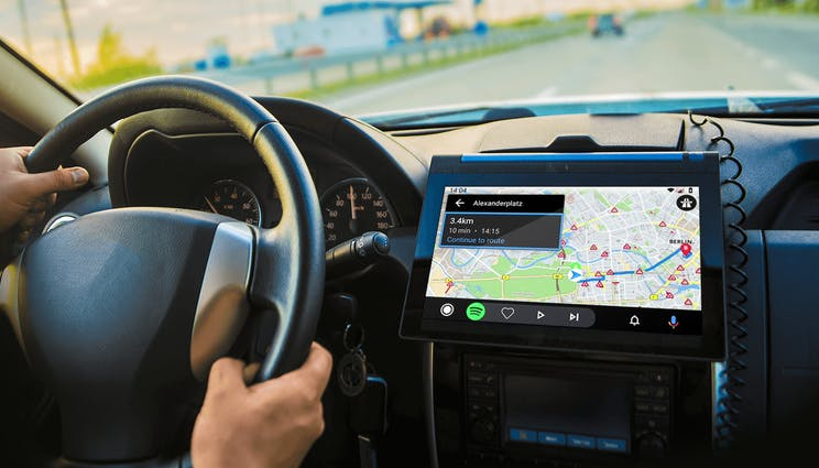 Using Android Auto wirelessly, this is how it works